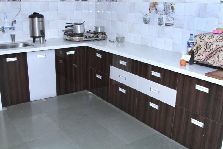 Modular Kitchen Trolley Furniture In Pune Residential