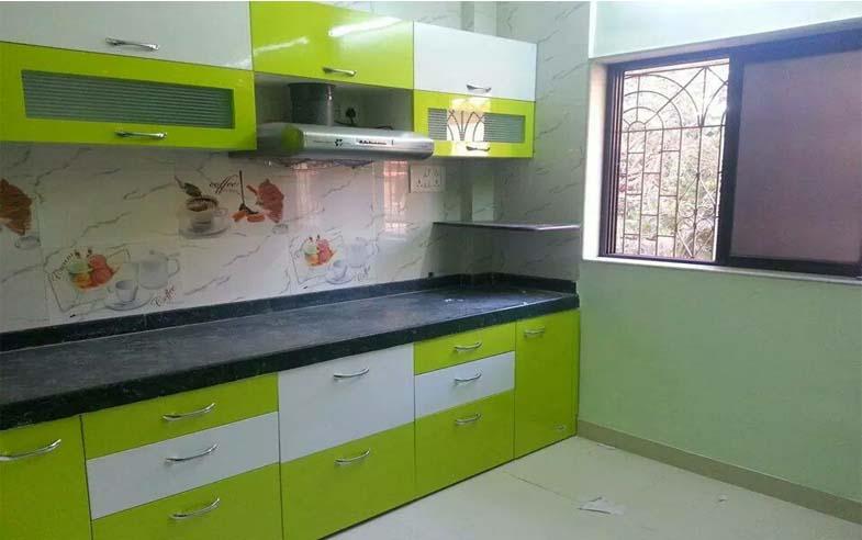 modular kitchen trolley furniture  pune residential furniture  pune